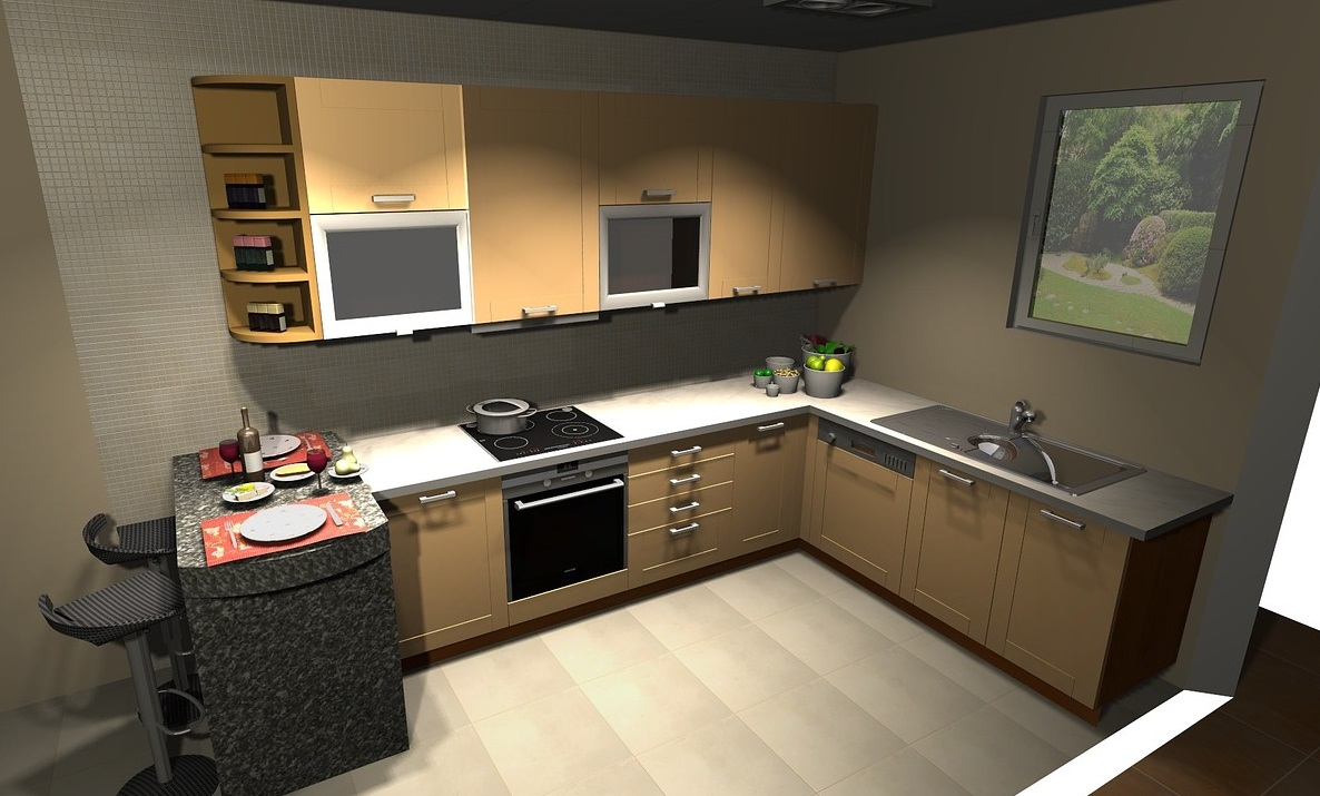 Mandatory Design Requirements For A Beautiful Kitchen